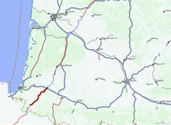 The map is copyrighted under CCBYSA 2.0 by http://openmtbmap.org